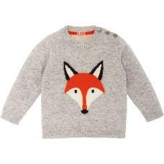 Christopher Fischer Fox Sweater