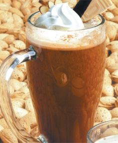 Chocolate Caramel Steamer - leave out coffee