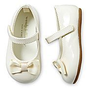Wendy Bellissimo™ Nellie Toddler Girls Bow Skimmers