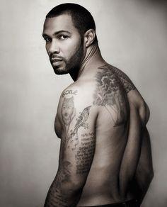 Omari Hardwick hot-black-guys