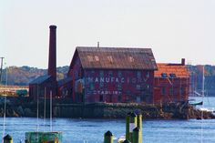 Old Paint Factory, Gloucester, MA