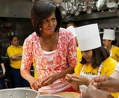 All week Michelle Obama will be sharing ways we can lead healthier, more balanced lives.