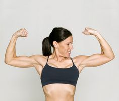 arm workouts- my #1 concern! 90% of the time our bellies are hidden ...