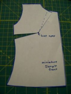 fixing a gaping neckline