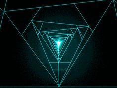 triangle vortex