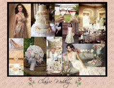 Classic Wedding Inspiration #Classic #Vintage #Wedding