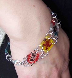 Create Art With Me! American Masters shrink art bracelet (try with one specific artist as well)
