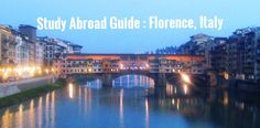Study Abroad Guide:
