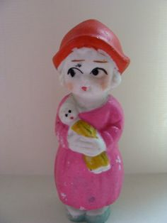 1932 Occupied Japan Porcelain Doll