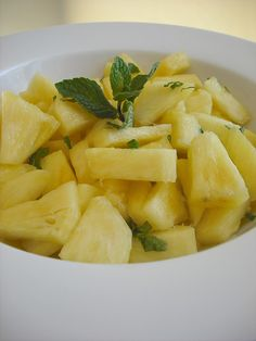 fresh pineapple soaked in Patron- a favorite for tailgating. Eat the pineapple and drink the tequila.  Yum.