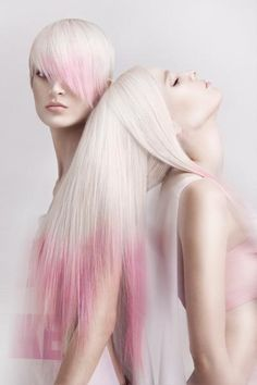 COTTON PINK   Hair: