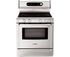 Bosch Home Appliances - Products - Ranges - Freestanding Ranges - HES7282U