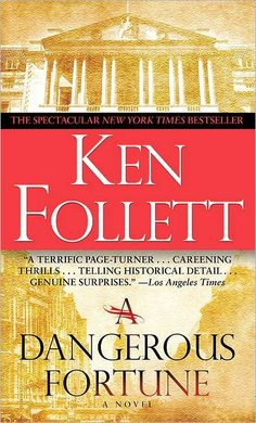 I prefer reading historical novels, rarely reading contemporary novels (I'm an avid history aficionado). Ken's main genre is contemporary mystery, but I enjoy his historical novels as well, this being one. Good book.