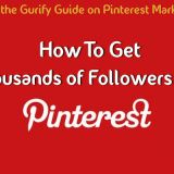 Check out this awesome article to learn how to get thousands of followers on Pinterest!