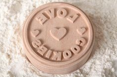 Cookie stamp / koekjes stempel weekendbakery.com
