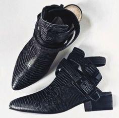 matiss booti, black booti, black boots, matisse booties, shoe