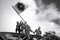Cloned Photos Inserts Star Wars Characters Into Historical Images