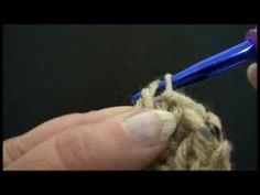 Invisible Crochet Decrease - Double Crochet - Single Crochet - Half Double Crochet