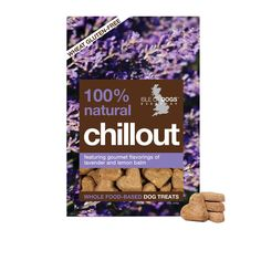 100% Natural Chillout Dog Treat  by Isle of Dogs