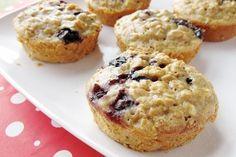 Try This Trick For Some Healthy Blueberry Muffins