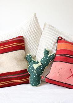 Cactus Pillow - Babasouk