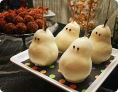 Pear ghosts