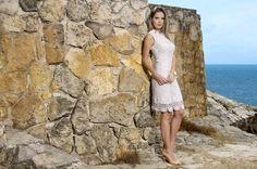 Vestido Blanco The Color Wear - White Dress