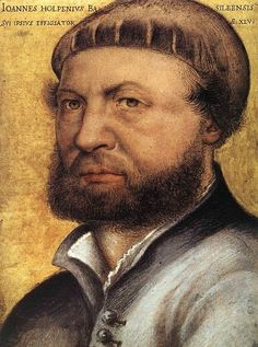 Hans Holbein the Younger, 1542-43    (German, 1497-1543)