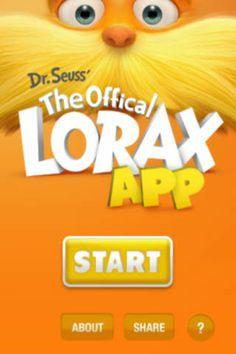 The Lorax App FREE