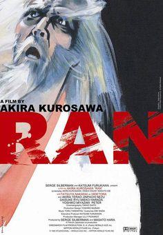 RAN (1985) Akira Kurosawa