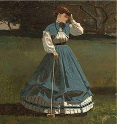 Winslow Homer painting.
