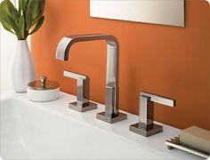 funky bathroom faucets