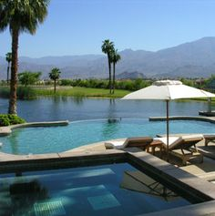 Next time you plan a trip to Italy, consider renting a villa, like this one, available from Palm Springs Rental Agency.