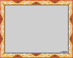 Vintage Frame PowerPoint is an antique presentation frame for PowerPoint that includes a gray background so you can put photos or content in the middle