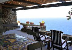 isola di Pantelleria - terrazza