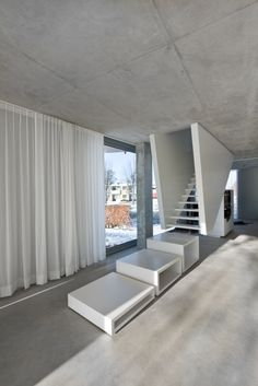 The H House in Maastricht, The Netherlands designed by Wiel Arets Architects