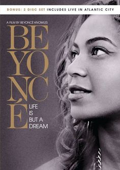 "Beyoncé's ""Life Is But A Dream"" DVD includes a 2-disc set with bonus concert footage and a new song. Read more here: https://plus.google.com/+sonymusic/posts/1U79C6wXUk8"