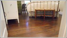 Reclaimed barn wood for floors