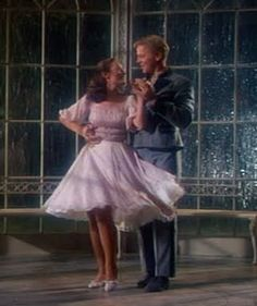 "Liesel's shimmery party dress f in ""The Sound of Music."""