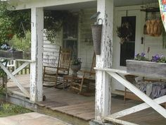a true country porch