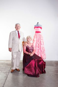 H gifted 55 Thousand Dresses to his wife, truly a love story.