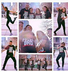 Shout out to @V A N H U N voor jou @brlchicago dance team for sharing! #godfirstbro #jcluforever  http://instagram.com/p/owjRJ2idZo/