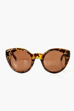 'Weekend' Shades from Nasty Gal [only $38]