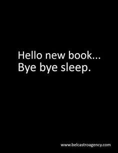 Bye bye sleep