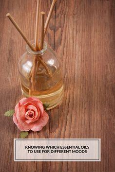 Essential Oils for D