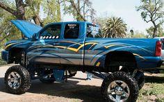 Lifted Chevrolet Silverados
