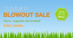 Huge PARTYLITE® Candles BlowOut Sale! Up to 84% off while supplies last!!  7/16/12
