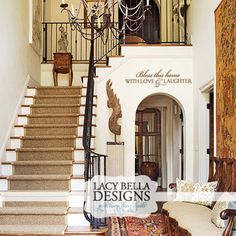 Entryway Decal Designs on Pinterest