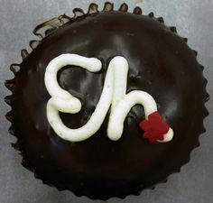 Canada Day cupcake
