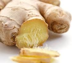 Fighting Flu with Ginger Root